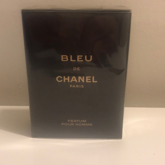 Other New In Box Bleu De Chanel Parfum Pour Homme Poshmark